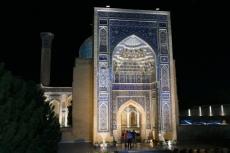 Usbekistan - Samarkand - Gur-Emir-Mausoleum