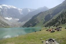 Tadschikistan - Zu den Kulikalon-Seen