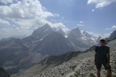 Tadschikistan – Über den Alaudin-Pass