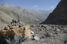 Tadschikistan – Mutnoe-See und Transfer nach Khujand