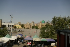 Tadschikistan – Zurück nach Taschkent