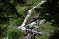 Via Engiadina - Gebirgsbach
