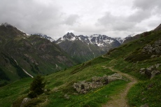 Via Engiadina - Val Tasna