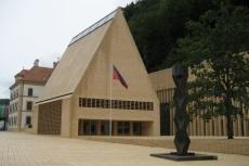 Regierungssitz in Liechtenstein