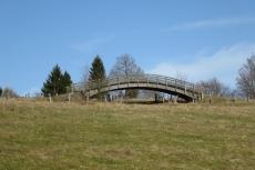 Volmelandsteig Runde – D – Bollwerk - Da hatte noch jemand ne Brücke übrig