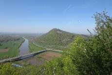 Weserbergland-Weg #01: Von Porta Westfalica bis Steinbergen