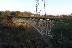 Zimbabwe - Victoria Falls Bridge