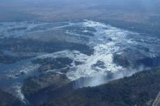 Zimbabwe - Viktoriafälle