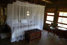 Botswana - Unser Zimmer in der Nata Lodge