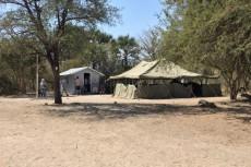 Botswana - Grenzübergang nach Namibia