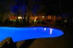 Botswana - Am Pool in der Nata Lodge