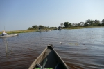 Botswana - Mokoro-Fahrt im Okavangodelta