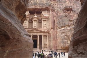 Read more about the article Jordanien – Petra, die alte Hauptstadt der Nabatäer