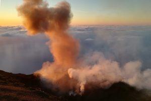Liparische Inseln: Stromboli – Abendliche Besteigung des Vulkans
