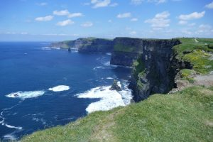 Irland: Dingle – Cliffs of Moher