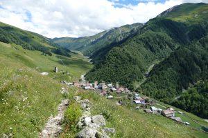 Georgien: Türme, Tschatscha und der Transcaucasian Trail