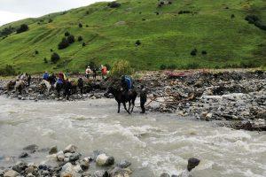 Georgien: Adishi – Chkhunderi-Pass – Uschguli