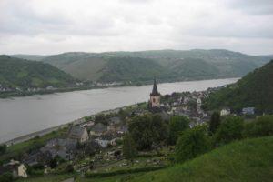 Rheinsteig #12: Von Kaub nach Assmannshausen