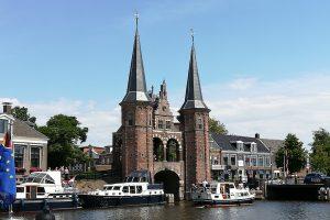 Hausbooturlaub in Friesland: De Alde Feanen – Sneek