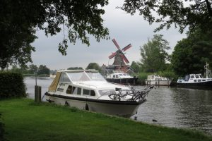Hausbooturlaub in Friesland: Sneek – Ijlst – Bolsward
