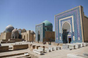 Usbekistan – Höhepunkte Samarkands