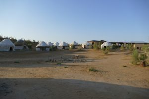 Usbekistan – Zum Aydarkul-See