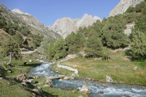 Tadschikistan – Zum Artuch-Camp