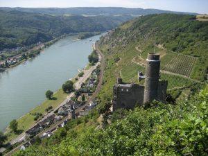 Read more about the article Rheinsteig #10: Von Kamp-Bornhofen nach St. Goarshausen