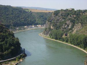 Rheinsteig #11: Von St. Goarshausen nach Kaub