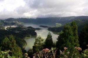 Azoren: São Miguel – Ausflug zur Caldeira von Sete Cidades