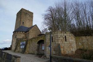 Hoch über der Ruhr – Burg Blankenstein