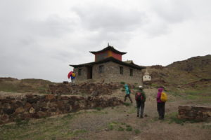 Mongolei – Ongiin-Kloster und Jurtenbau
