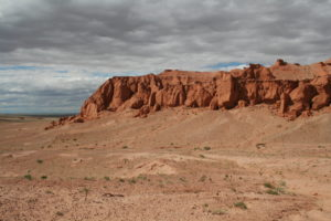 Mongolei – Flaming Cliffs