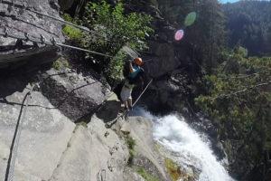 Tirol – Ötztal – Stuibenfall-Klettersteig