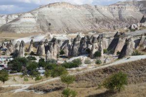 Kappadokien – Rotes Tal bei Çavuşin, Paşabağı und Zelve