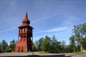 Read more about the article Kiruna – Düsseldorf: Stadtrundgang und Zwischenstopp