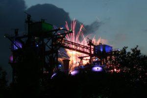 Nacht der Industriekultur – Licht an! zur ExtraSchicht 2012