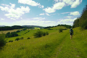 Read more about the article Uplandsteig – Trekkingabenteuer im Sauerland Tag #2