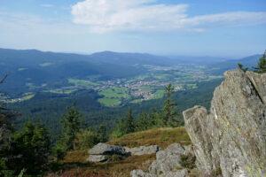 Read more about the article Bayerischer Wald | Großer Osser Runde von Lam