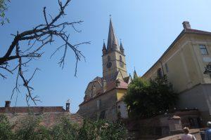 Rumänien Tag 12 – Hermannstadt/Sibiu und Rückflug