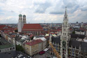 München – Sightseeing und Kloster Andechs am Ammersee