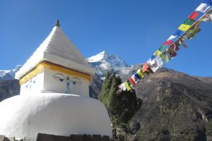 Read more about the article Nepal Tag 10 – Namche Bazar – Thame