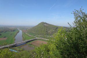 Weserbergland-Weg #01+02: Von Porta Westfalica bis zur Papp-Mühle