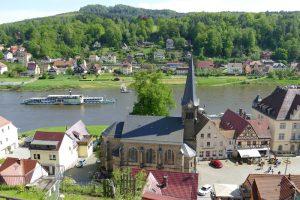 Elbsandsteingebirge – Malerweg #1: Von Pirna-Liebethal bis Stadt Wehlen