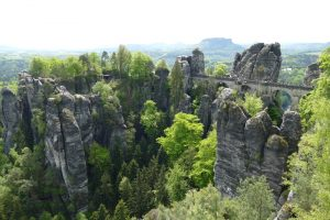 Elbsandsteingebirge – Malerweg #2: Von Stadt Wehlen bis Hohnstein