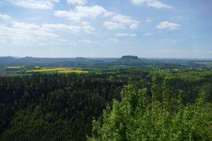 Elbsandsteingebirge – Malerweg #3: Von Hohnstein bis Ostrauer Mühle
