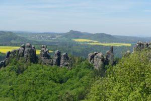Elbsandsteingebirge – Malerweg #4: Von Ostrauer Mühle bis Neumannmühle