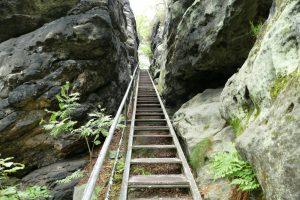Elbsandsteingebirge – Malerweg #6: Von Schmilka bis Gohrisch