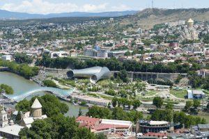 Georgien: Anreise und Höhepunkte von Tiflis