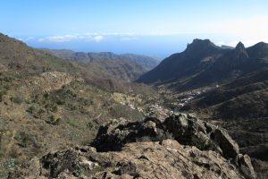 La Gomera – Über den Garajonay hinunter nach Imada